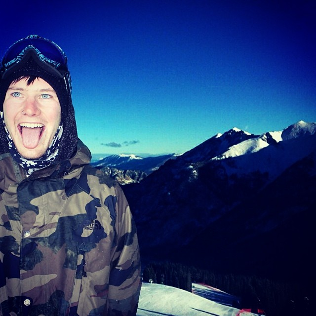 Snowboarding, mountains, Jouse Diller, Snowboarders