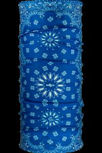 Proper Paisley Blue