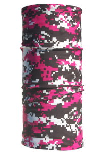 Pink Digital Camo