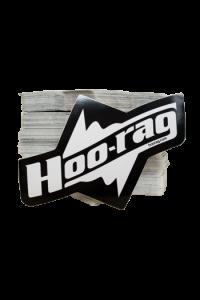 Hoo-rag UV Sticker