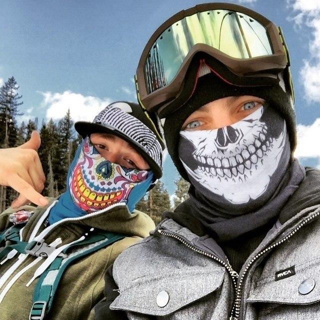 Snowboarding Face Masks  052fdc3777