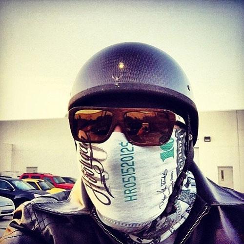 Image result for biker bandannas