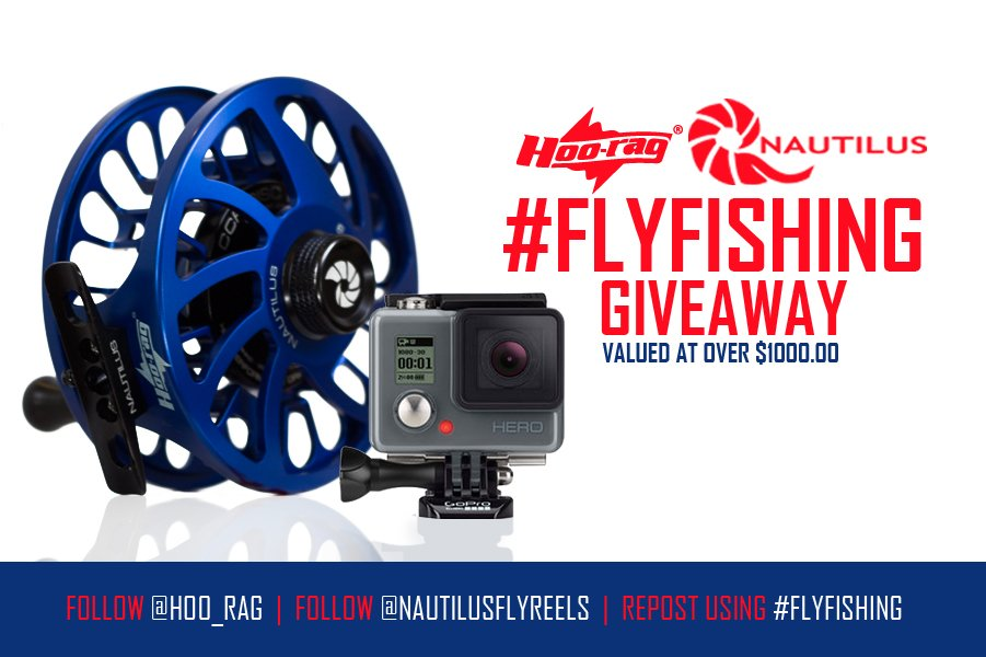 Fly Fishing Giveaway