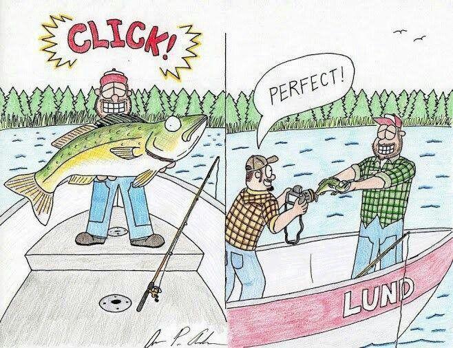 FUnny Fishing Meme