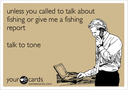 talk to the tone