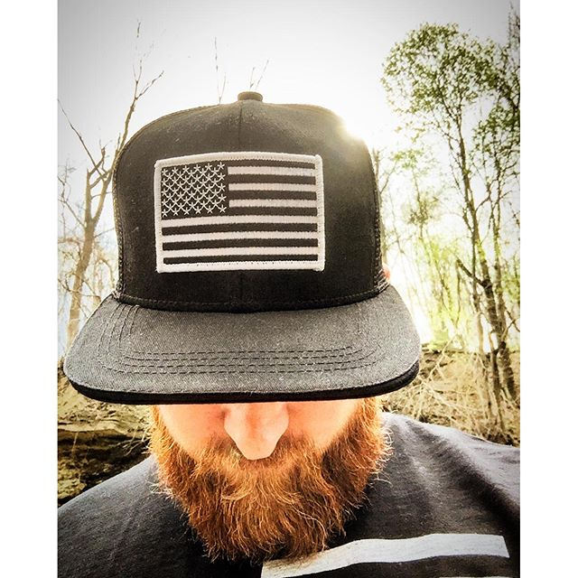 American Flag Hats | American Flag Caps - Fitted, Snapback