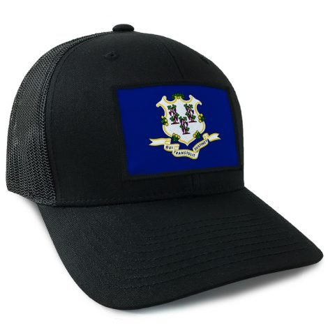 Connecticut State Flag Hat   by Hoo-rag, just 23.99