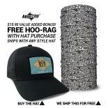 Delaware State Flag Hat | by Hoo-rag, just 23.99