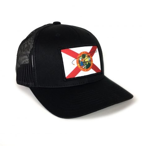 Florida State Flag Hat | by Hoo-rag, just 23.99