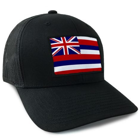 Hawaii State Flag Hat | by Hoo-rag, just 23.99