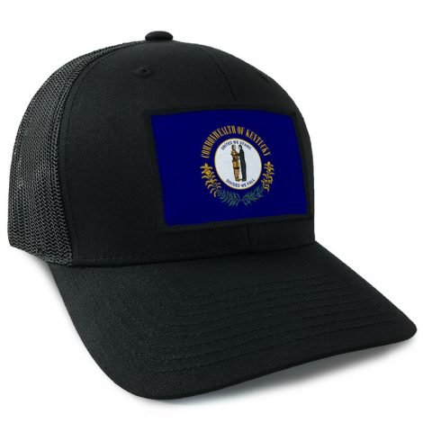 Kentucky State Flag Hat | by Hoo-rag, just 23.99