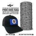 Minnesota State Flag Hat   by Hoo-rag, just 23.99