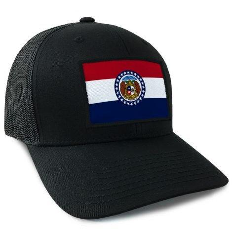 Missouri State Flag Hat - Hoo-rag c26656808f9