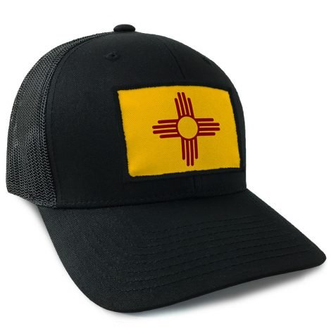 New Mexico State Flag Hat | by Hoo-rag, just 23.99