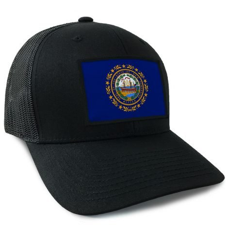New Hampshire State Flag Hat | by Hoo-rag, just 23.99