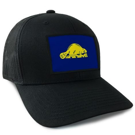 Oregon State Flag Hat | by Hoo-rag, just 23.99