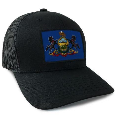 Pennsylvania State Flag Hat | by Hoo-rag, just 23.99