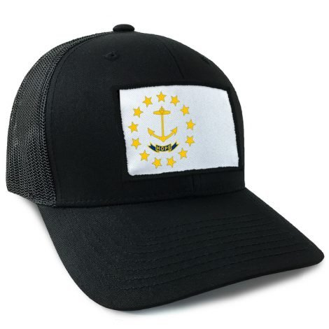 Rhode Island State Flag Hat   by Hoo-rag, just 23.99