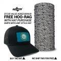 South Dakota State Flag Hat | by Hoo-rag, just 23.99