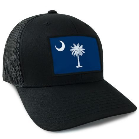 South Carolina State Flag Hat | by Hoo-rag, just 23.99