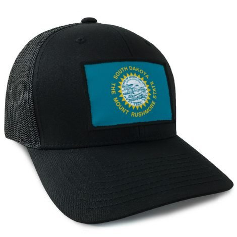 South Dakota Flag Hat