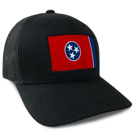 Tennessee State Flag Hat | by Hoo-rag, just 23.99