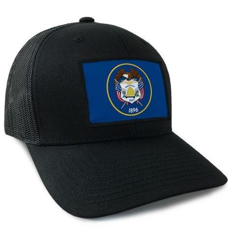 Utah State Flag Hat | by Hoo-rag, just 23.99