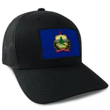 Vermont State Flag Hat | by Hoo-rag, just 23.99