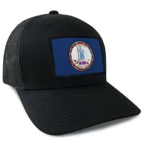 Virginia State Flag Hat | by Hoo-rag, just 23.99