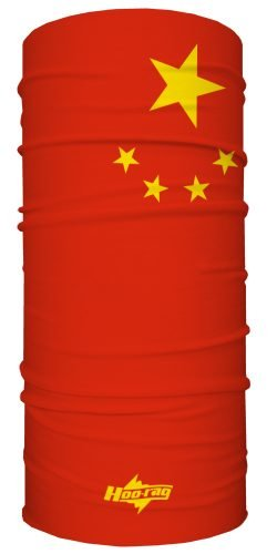 Chinese Flag Bandana