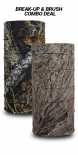 Mossy Oak Brush and Break Up bandanas by Hoo-rag