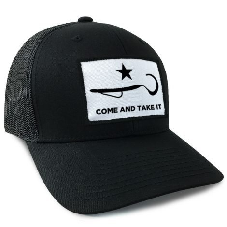 Texas Rig - Come and Take it Fishing Hat by Hoo-rag | $23.99