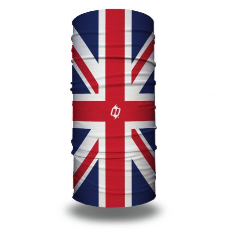 united kingdom flag face bandana