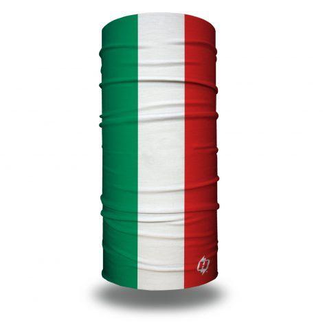 italian flag face mask bandana