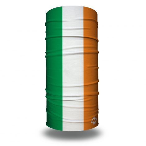 irish flag face mask bandana