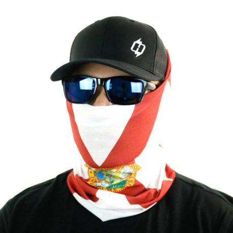 florida flag face mask bandana