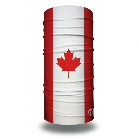 canada flag face mask bandana