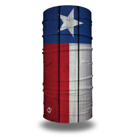 texas state flag vintage face mask bandana
