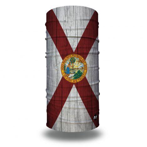 florida state flag vintage face mask bandana
