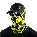 gadsden rattlesnake flag face mask bandana