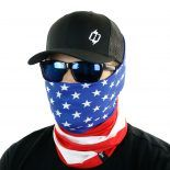 american flag face mask bandana