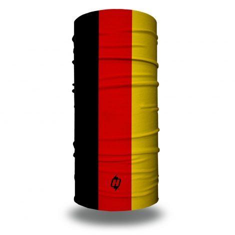 german flag face mask bandana