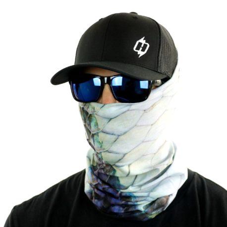 tarpon fishing face mask bandana