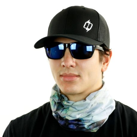 tarpon fishing neck gaiter bandana