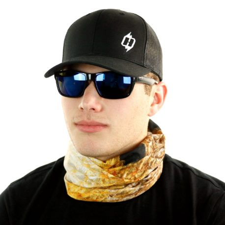 HFS07 redfish fishing neck gaiter bandana