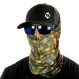 brook trout fishing face mask bandana