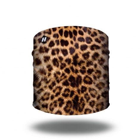 leopard headband bandana