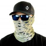 atlantic salmon fishing face mask bandana