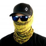 smallmouth bass fishing face mask bandana