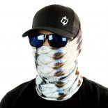 striped bass fishing face mask bandana